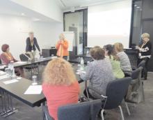 Training seminar in Belgium
