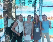 SOROPTIMIST FOR EXPO 2015
