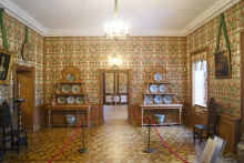 Meeting in Menshikov Palace