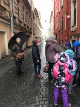Excursion for Charity Home children