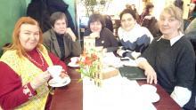 Meeting with Valentina Todoroska