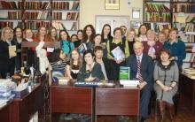 Books for the Greek Institute