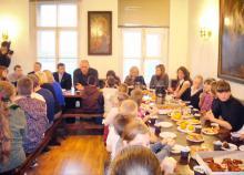 Charity Home Meetings
